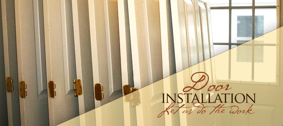 Door Installation Atlanta